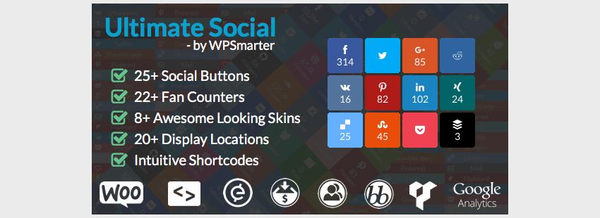 Ultimate Social Deux