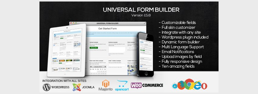 Universal Form Builder