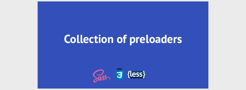 Collection of Preloaders