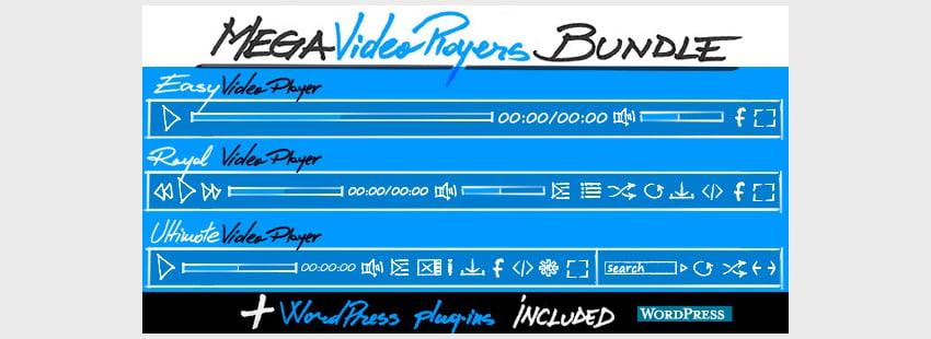 Mega Video Players BUNDLE