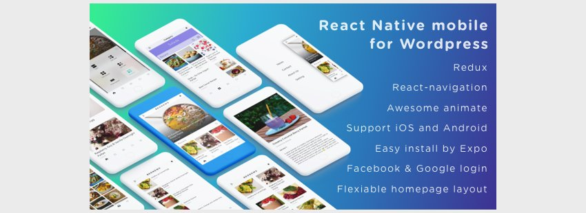 BeoNews - React Native Mobile App for WordPress