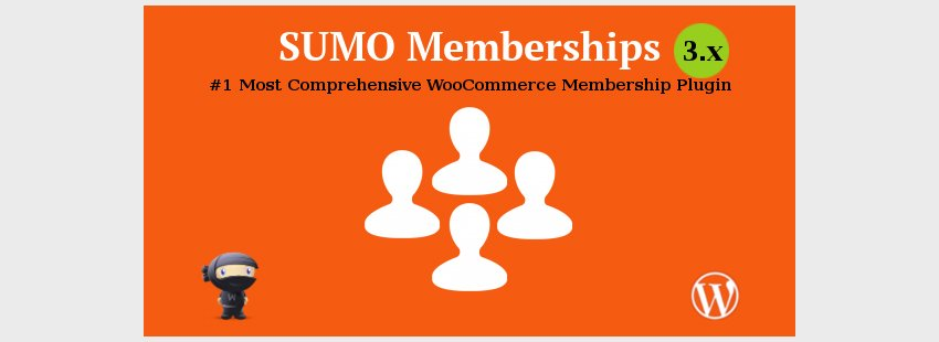 SUMO Memberships - WooCommerce Membership System