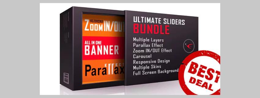 Ultimate Sliders Bundle