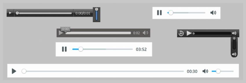 HTML5 Audio Player