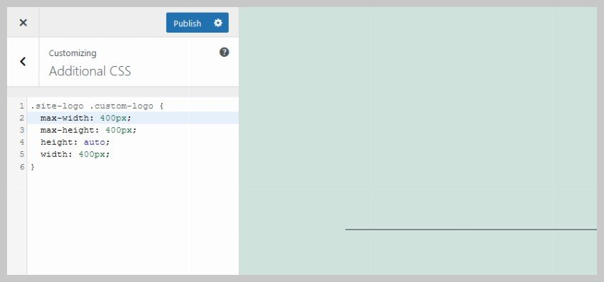 Additional CSS Input Box