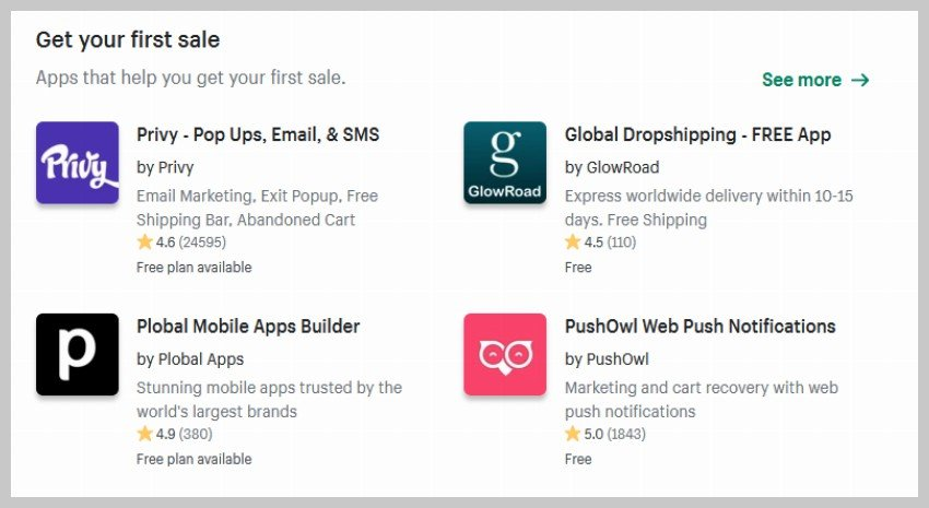 Shopify App Store - WordPress vs Shopify: Which is Better?