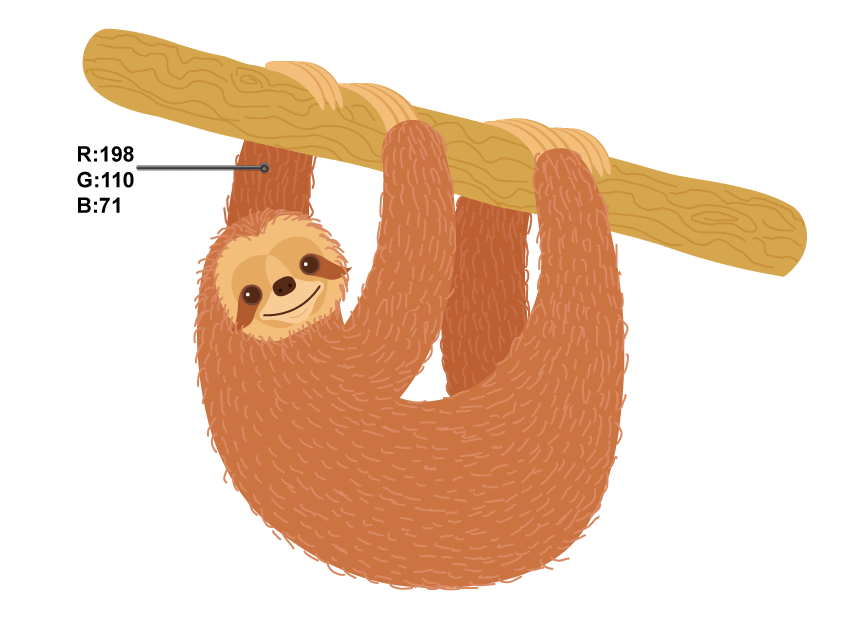 creating the fur 2