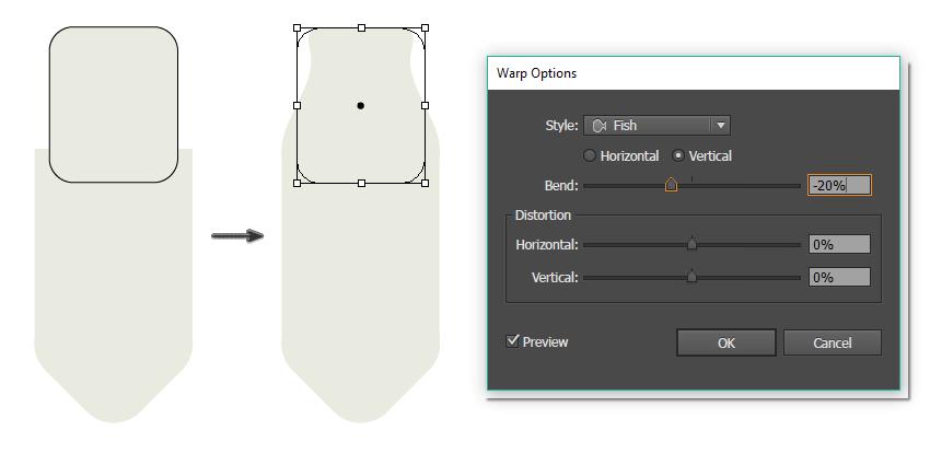 creating the cuff