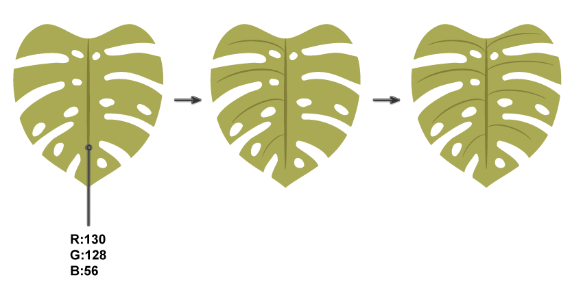 how to create other veins