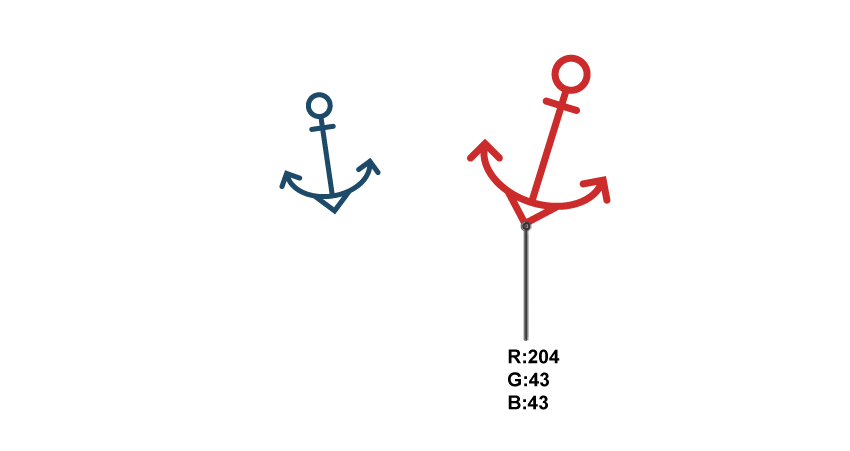 how to create another anchor