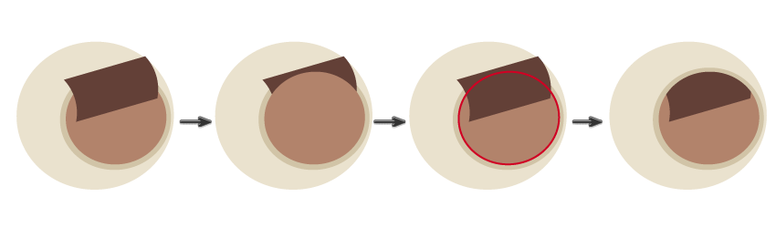 how to create the clipping mask for the bang