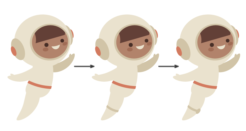 how to create the kneecap