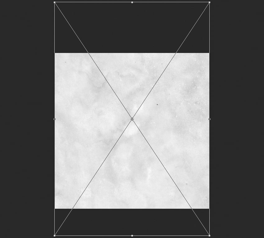 Placing the overlay texture