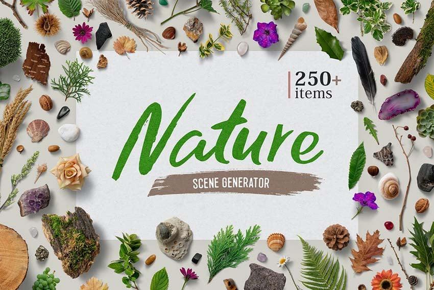Nature Scene Generator