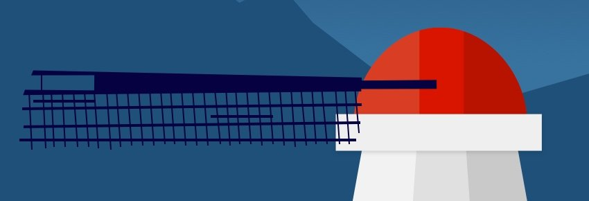 Sail - create vertical lines