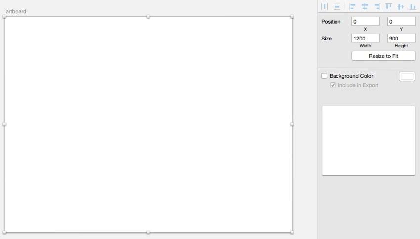 New Sketch Document