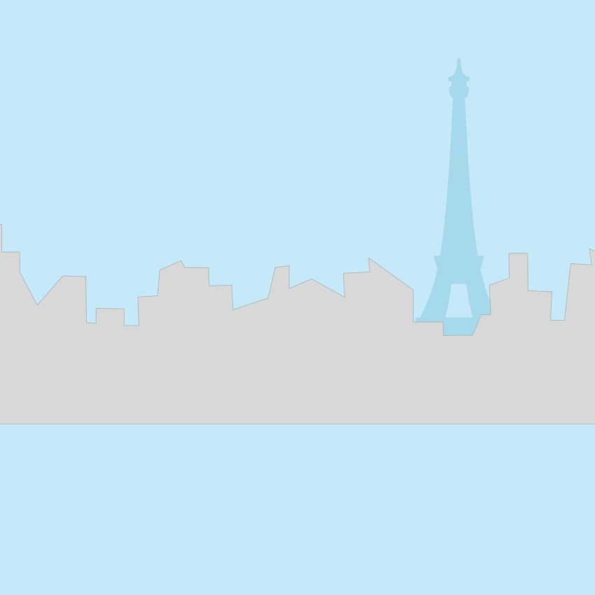 Cityscape shape