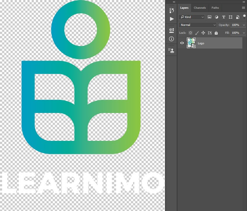 Converting layer to smart object