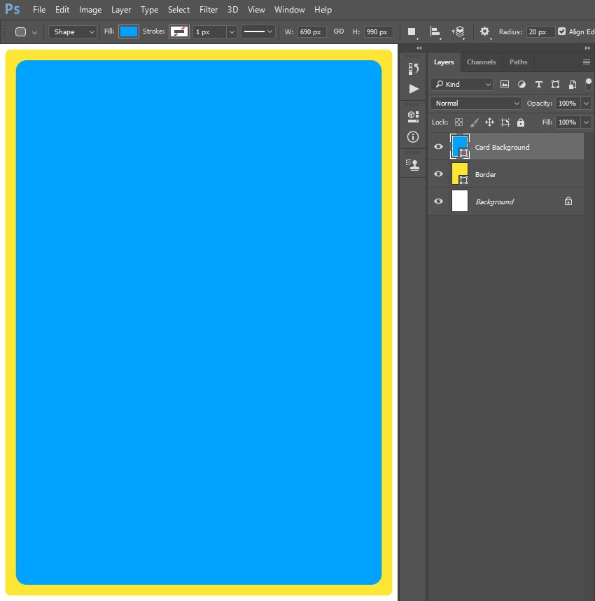 creating rounded rectangle