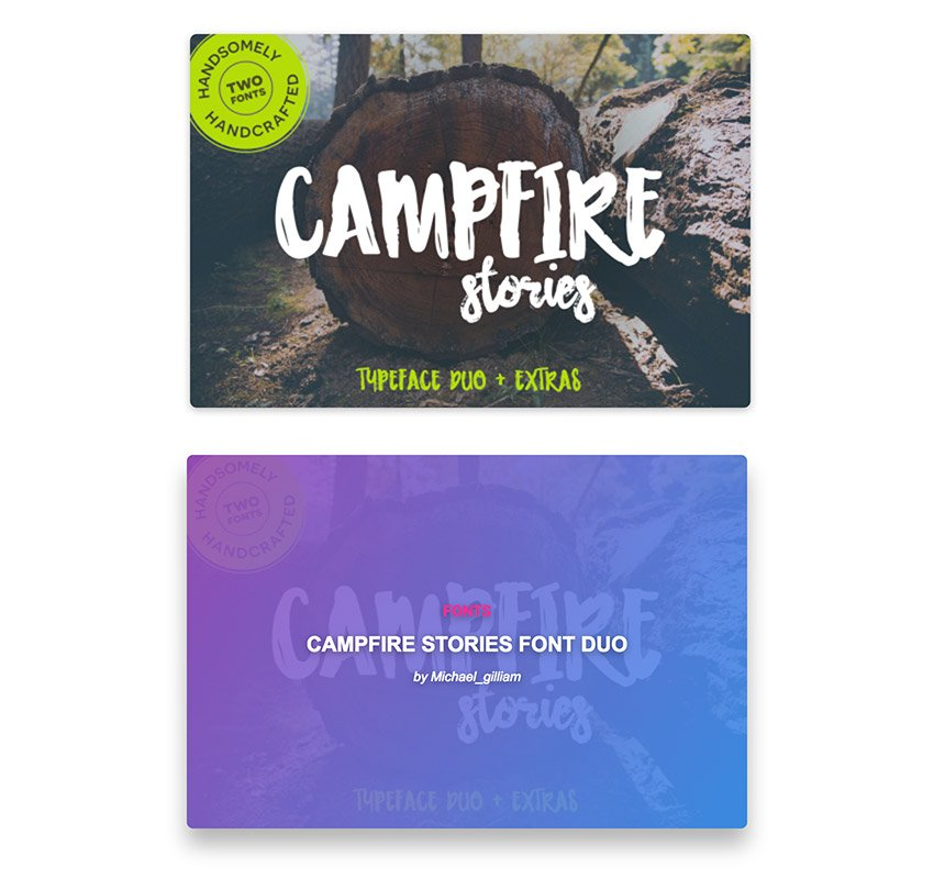 thumbnail image of one of items in Envato Elements
