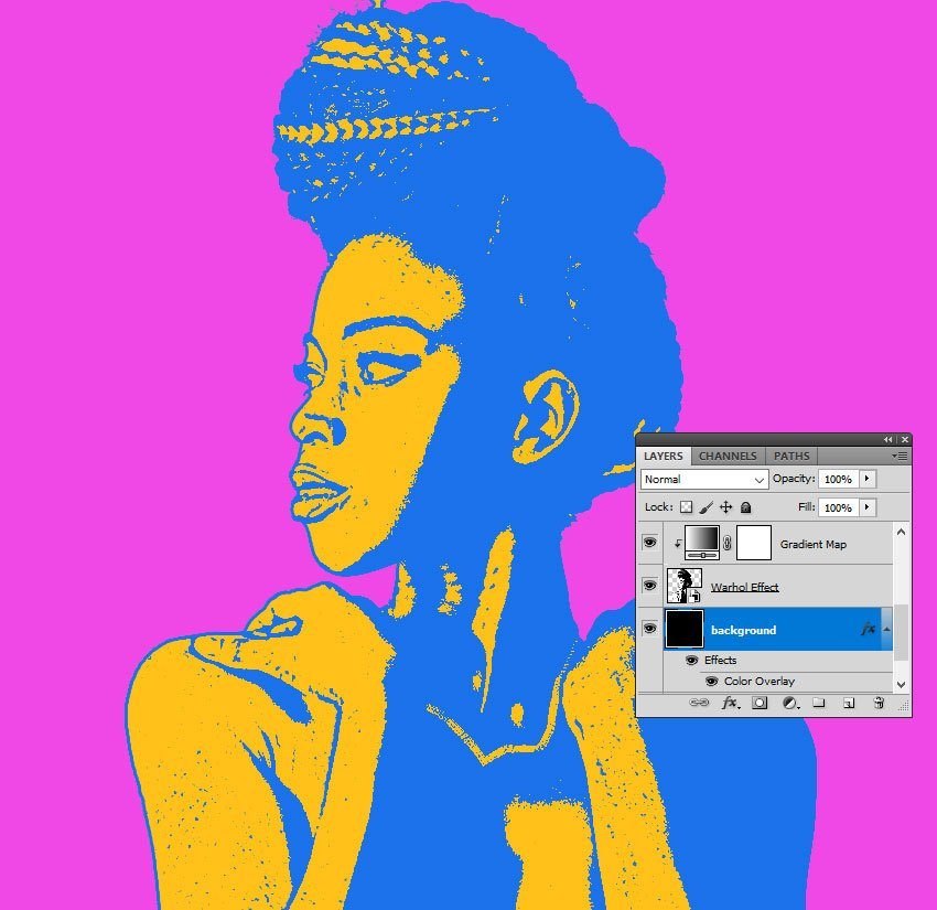 Color Overlay Layer Style