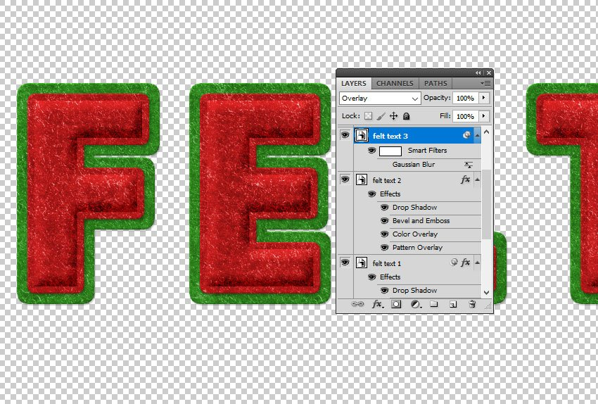 Blend Mode Overlay