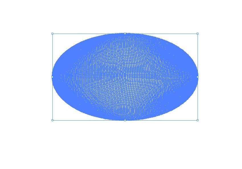 dense mesh