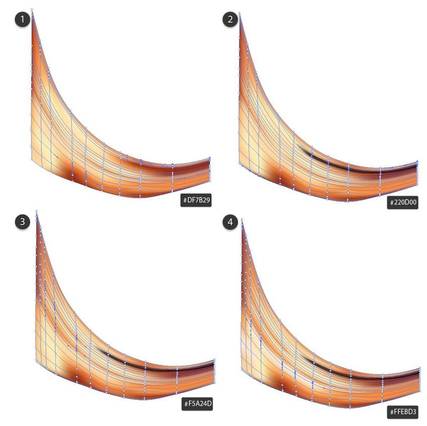 finish curve