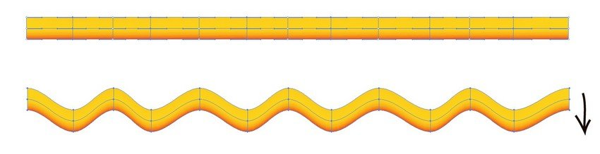 change mustard shape