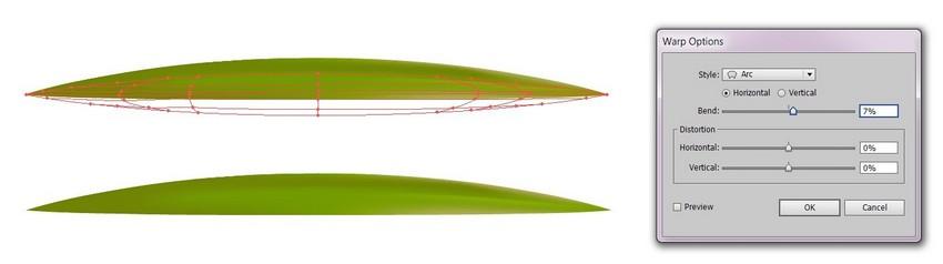 warp leaf