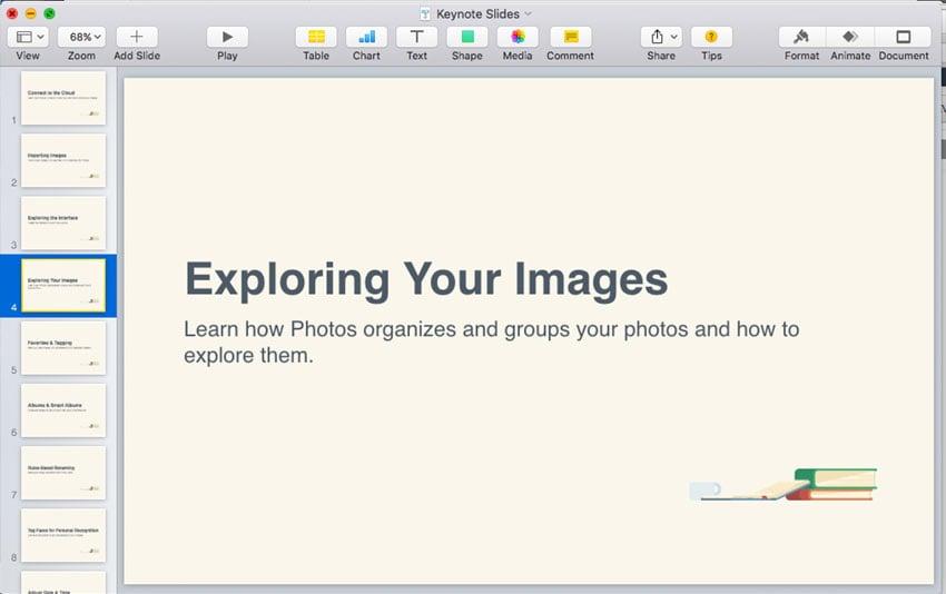 Keynote Slides Finished