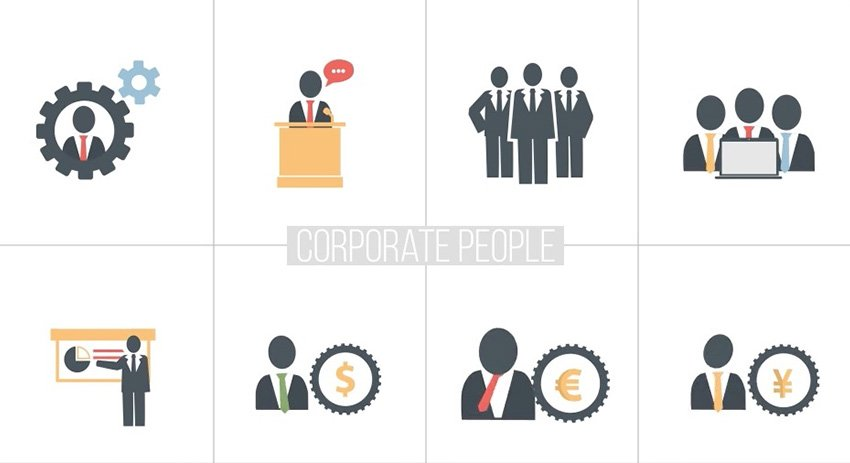 Corporate Icons