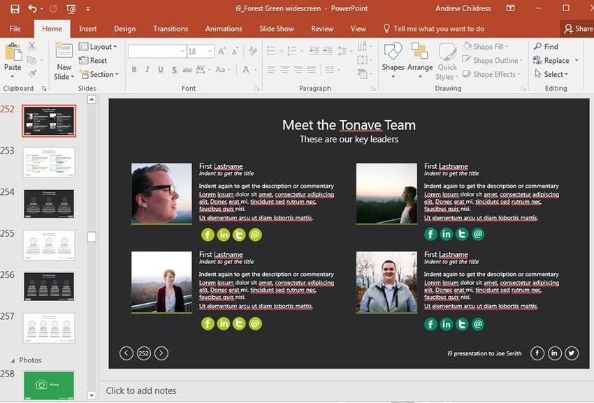Tonave Team