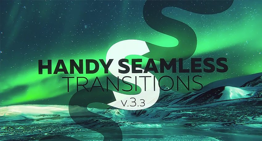 Handy Seamless Transitions After Effects