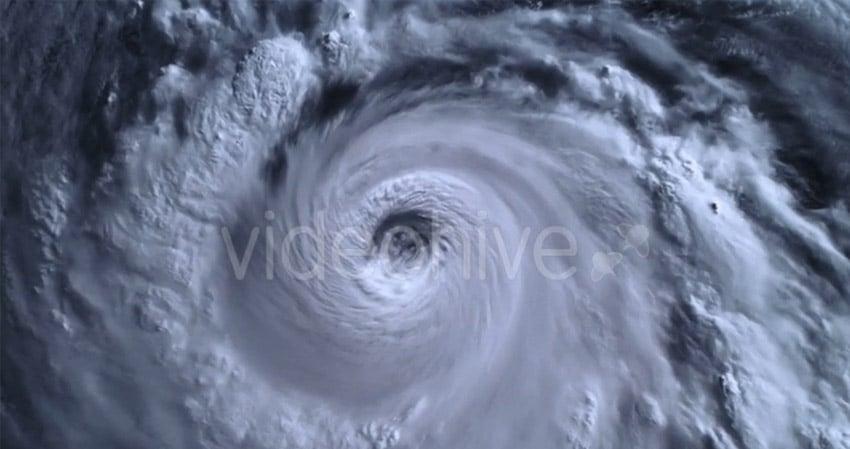 The Hurricane Storm