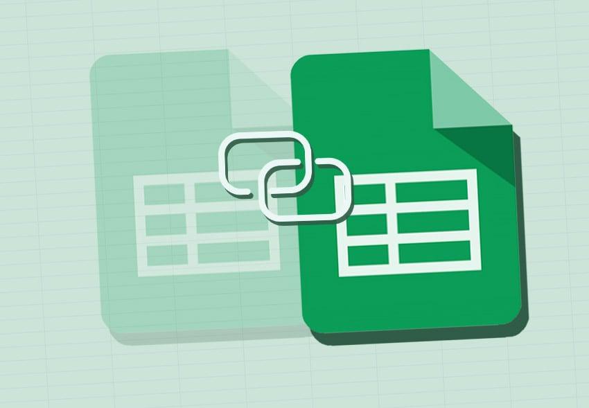 Link Google Sheets