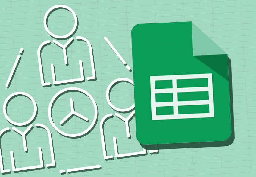 Collaborate on Google Sheets
