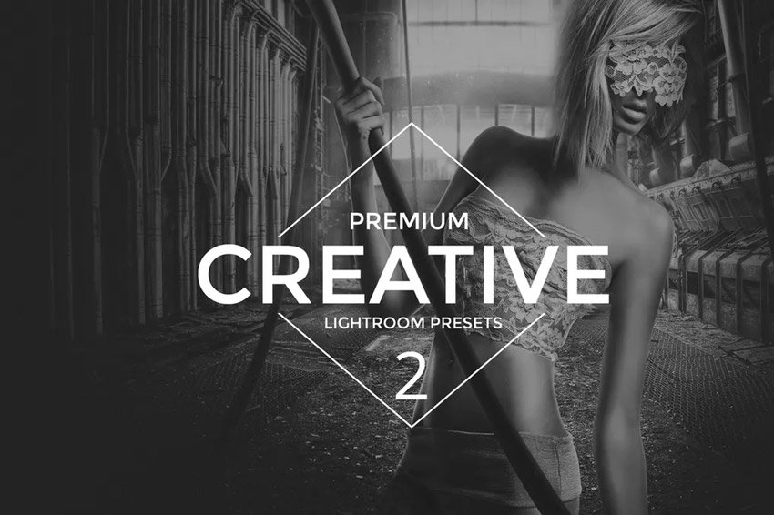 Creative 2 Lightroom Presets
