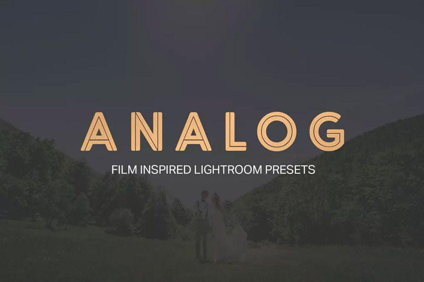 Analog Lightroom Presets