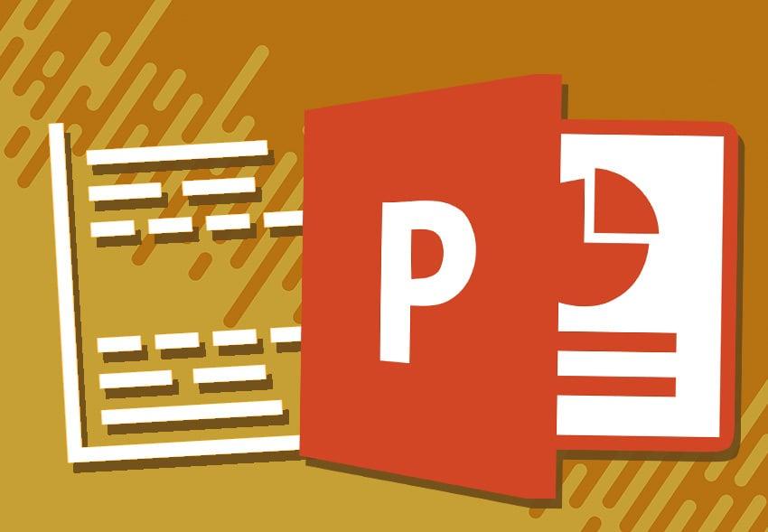 Gantt charts in Microsoft PowerPoint