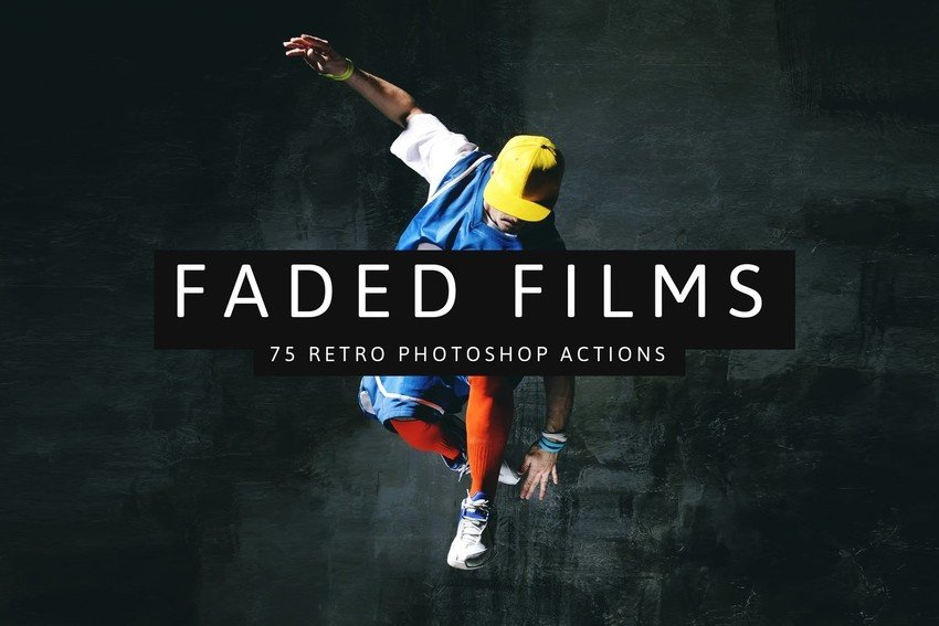 Faded Films Retro