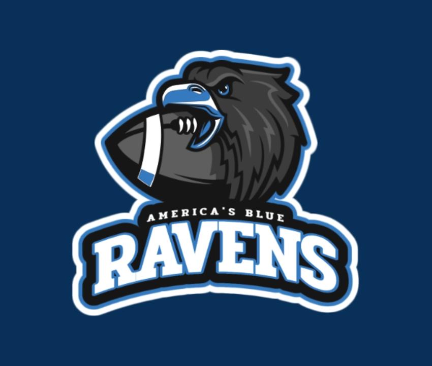 Sports Logo Maker with Football Mascots
