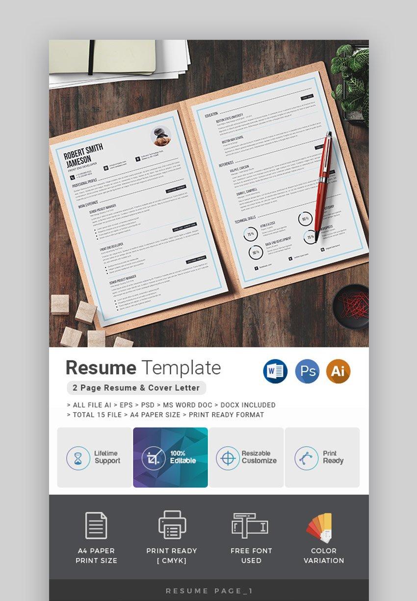 Resume CV Package