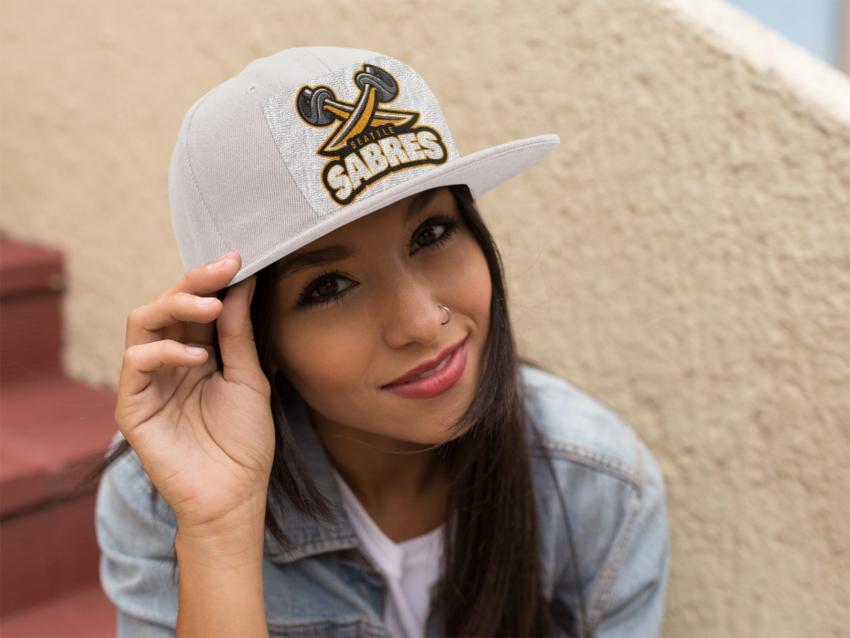 Fantasy Football Logo Hats