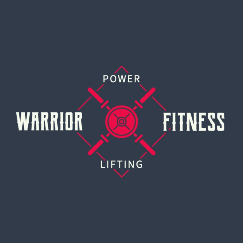 Weightlifting Gyms Logo Maker
