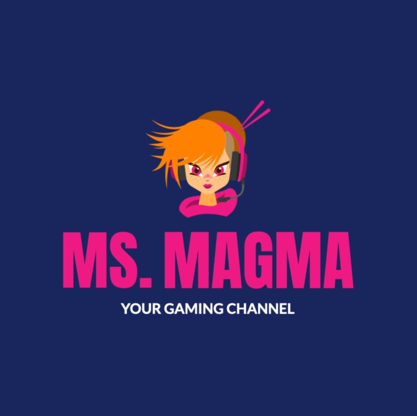 Gaming Channel Logo Maker with Cool Avatar