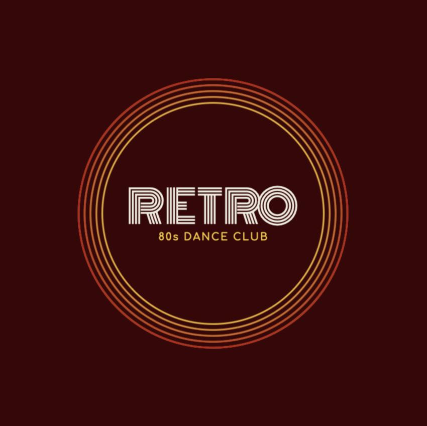 80s Nightclub Logo Maker