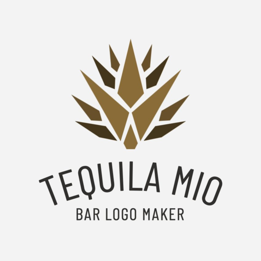 Bar Logo Maker for a Mexican bar
