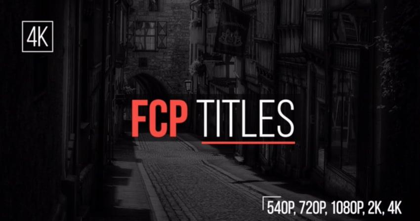 FCP Titles
