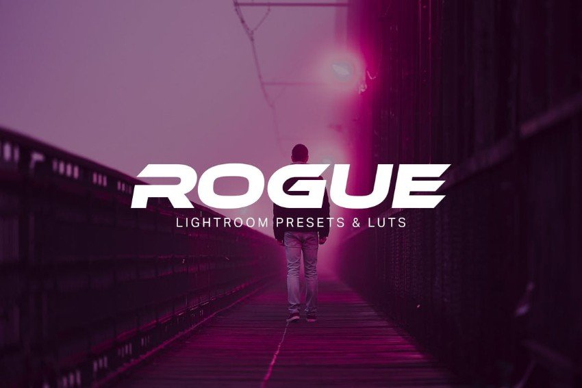 Rogue Lightroom Presets